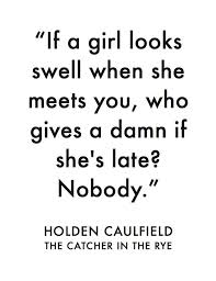 Catcher In The Rye Quotes Mesmerizing 48 Images About Quotesdeep On We Heart It See More About Holden