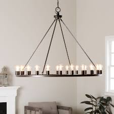 liam oil rubbed bronze 24 light chandelier design with lighting and grey painted wall also