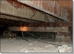 foundation repair san diego. Modren Foundation Isolated Foundation Repair  Post And Pier To San Diego O