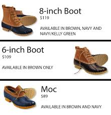 Ll Bean Size Chart Mens Guide To Buying L L Bean Boots Kelly In The City