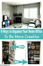 ways to organize office. delighful organize 8 ways to organize your home office be more creative pt throughout to