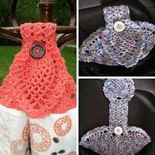 Crochet Towel Topper Pattern Custom Free Pattern] Clever And Beautiful Crochet Pineapple Towel Topper