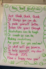 new year resolutions poem for kids new year info