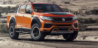2018 toyota ute. interesting ute the hsv colorado range is likely to be offered with two variants u2013 an  offroad skewed variant bigger tyres and wheels onroad that skews  on 2018 toyota ute