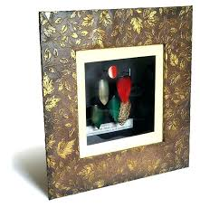 how to make shadow box your own distressed frame small hobby frames whole uk a whole wooden shadow box frame