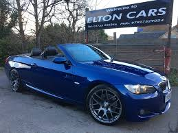 BMW 3 Series bmw 3 series convertible : Used Bmw 3 Series Convertible 3.0 325d M Sport 2dr in Peterborough ...