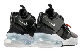 Nike air force baw office Truebiglife Other Than In Wolf Grey The Brand New Nike Air Force 270 Will Drop In Another Classic Colorway This Month In The Form Of This Blackmetallic Silver Assosim Release Date Nike Air Force 270 Black Metallic Silver Kicksonfirecom