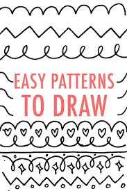 Designs For Drawing Easy The Simple Approach To Designing And Drawing Patterns