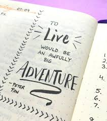 inspirational es for your bullet journal stay focused on your goals by keeping a positive