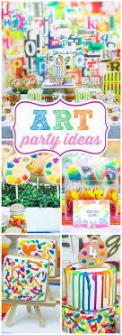 Art Party / Birthday