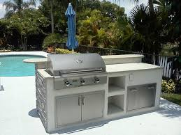 Modular Outdoor Kitchens Lowes Kitchen Stunning Modular Outdoor Kitchens Modular Outdoor