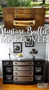 vintage furniture ideas. vintage buffet from trash to trashure boys furniturepainted furniturefurniture ideasgoodwill furniture ideas o