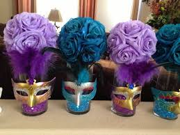 Masquerade Ball Decorations Centerpieces 100 Best images about Quince Ideas on Pinterest Jasmine Sweet 25