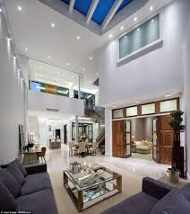 Subterranean House Iceberg Home Langtry House Is Only 8ft Above Ground In Hampstead