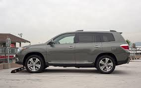 2011 Toyota Highlander Reviews and Rating | Motor Trend