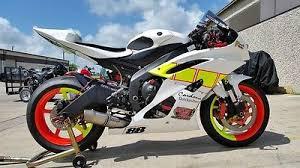 yamaha r6 race bike motorcycles for sale