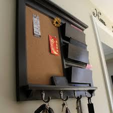 office decor framed home decor furniture triple mail organizer s