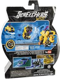 He is owned by zeta. Screechers Wild Eu683121 V Wrex 360 Degree Morphing Action Figure By Screechers Wild Shop Online For Toys In Malaysia