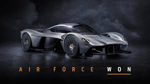 Exclusive A Closer Look At The 2 5m Aston Martin Valkyrie Top Gear