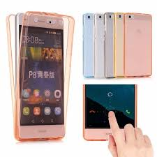 huawei p8 lite price. cool 360 full case for cover huawei p8 lite smart touch front and back 2 in 1 protective soft tpu clear p9 funda cell phone covers price p