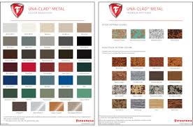Firestone Metal Products Color Chart Firestone Expands Metal Palette To Include Seven New Colors
