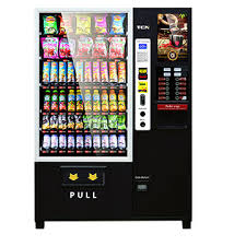 Snack Vending Machine Impressive China TCN Coffee Vending Machine From Changde Manufacturer Hunan