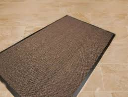 beige large dirt stopper mat