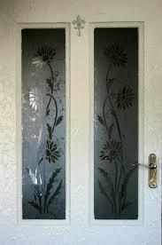 original design daisy acid etched