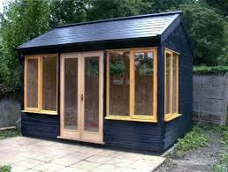 outdoor office shed. Backyard Office Plans Outdoor Shed Art Studio X Garden . T