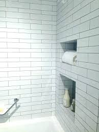 light gray grout light gray subway tiles grey subway tile shower shower ideas in bathroom with medium subway tile white subway tile with light gray grout