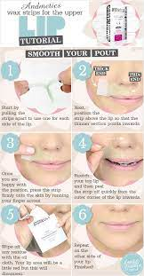 andmetics wax strips beauty and the