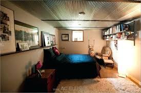 Unfinished Basement Bedroom Ideas Basement Bedroom Unfinished Custom Basement  Bedroom Unfinished Ceiling Home Design Software