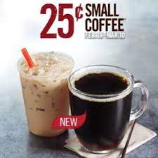 Visit us or call for more information. Burger King Small Hot Or Iced Coffee 25 My Frugal Adventures