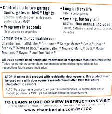 how to program er keypad program er garage door opener how to program er garage door