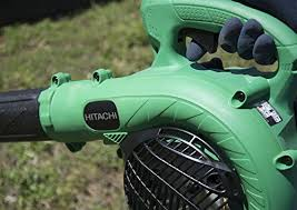 hitachi blower. hitachi rb24eap 23.9cc 2-cycle gas powered 170 mph handheld leaf blower (carb