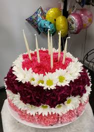 Birthday Cake Any Colors In Bronx Ny Park Floral Company