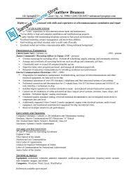 Electrician Apprentice Resume No Experience Resume Online Builder