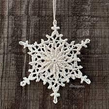Crochet Snowflake Pattern Chart Ravelry Frostvale Snowflake Pattern By Julia Hart