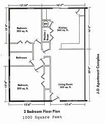 exquisite guest house floor plan 13 plans best of 2 bedroom bungalow