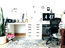 double desks for home office. Double Desk Home Office . Desks For