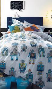 robot bedding  boys bedrooms boys bedding  room decor