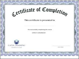Blank Award Certificate Template Of Achievement Army Sample