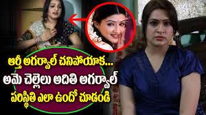 Where is Actress Aditi Agarwal Sister Aditi Agarwal | Aditi ...