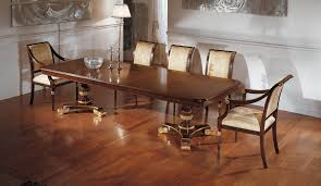 italian dining room furniture. FG1238 Italian Walnut And Gold Formal Dining Table Room Furniture U