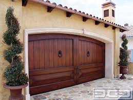 Mediterranean Revival 02 Custom Architectural Garage Door