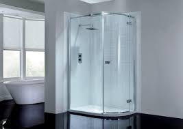 Shower Door screen shower doors photographs : How to stop a shower screen / enclosure leaking by silicone ...