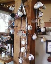 coffee mug storage ideas woohome 12