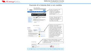 Citing A Website Article Mla Cite It At Easybibcom Website A