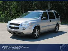 2005 Chevrolet Uplander In Michigan For Sale ▷ 12 Used Cars From ...