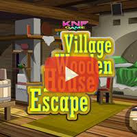 Wooden House Escape Game Walkthrough Knf Village Wooden House Escape walkthrough Escape Games 26